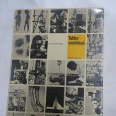 Livres d'occasion: DOCUMENTA GEIGY. TABLAS CIENTÍFICAS , 1975 , VER FOTOS. Lote 199925836