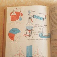 Libros de segunda mano de Ciencias: QUIMICA QUINTO CURSO 1961 EDICIONES S. M.. Lote 200036588