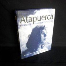Libros de segunda mano: ATAPUERCA, UN MILLON DE AÑOS DE HISTORIA - VARIOS AUTORES - PLOT EDICIONES 1999. Lote 200791265