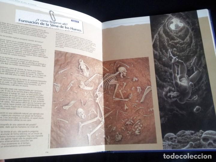 Libros de segunda mano: ATAPUERCA, UN MILLON DE AÑOS DE HISTORIA - VARIOS AUTORES - PLOT EDICIONES 1999 - Foto 4 - 200791265