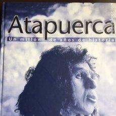 Livros em segunda mão: ATAPUERCA, UN MILLON DE AÑOS DE HISTORIA - VARIOS AUTORES - PLOT EDICIONES 1998. Lote 202672012