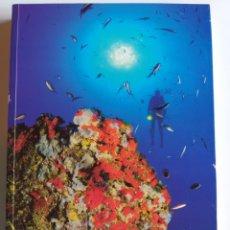 Livros em segunda mão: FONDOS MARINOS DE MURCIA . TIPOS PAISAJES FLORA Y FAUNA ESTADO DE CONSERVACIÓN . CIENCIAS NATURALES. Lote 202937420