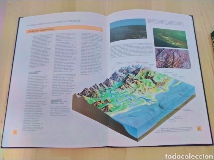 Libros de segunda mano: Atlas de Geologia - Foto 3 - 203060778