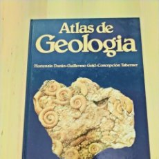 Libros de segunda mano: ATLAS DE GEOLOGIA. Lote 203060778