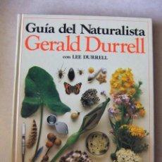 Livros em segunda mão: GUÍA DEL NATURALISTA. Lote 203070023
