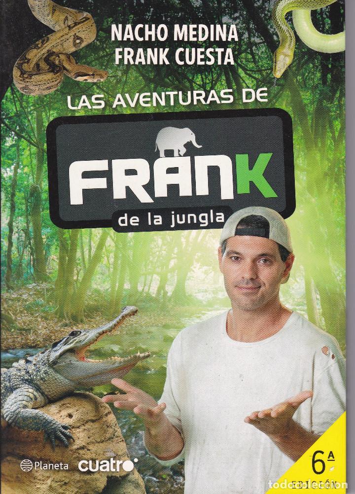 LAS AVENTURAS DE FRANK DE LA JUNGLA (Libros de Segunda Mano - Ciencias, Manuales y Oficios - Biología y Botánica)