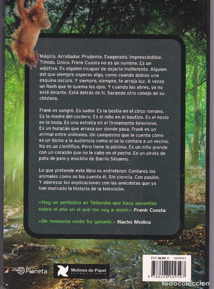 Libros de segunda mano: LAS AVENTURAS DE FRANK DE LA JUNGLA - Foto 2 - 203231535