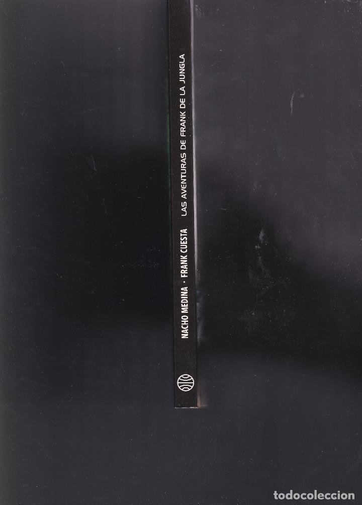 Libros de segunda mano: LAS AVENTURAS DE FRANK DE LA JUNGLA - Foto 3 - 203231535