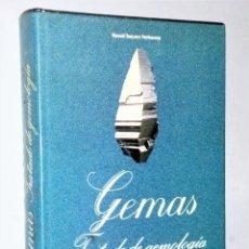 Libros de segunda mano: GEMAS. TRATADO DE GEMOLOGÍA. Lote 204312487