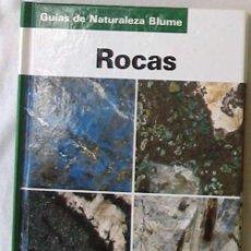 Livres d'occasion: ROCAS - WALTER MARESCH / OLAF MEDENBACH - GUÍAS DE NATURALEZA BLUME 2003 - VER INDICE Y FOTOS. Lote 204720547