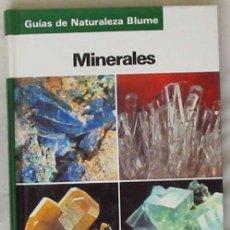 Livros em segunda mão: MINERALES - CORNELIA SUSSIECK / OLAF MEDENBACH - GUÍAS DE NATURALEZA BLUME 2002 - VER INDICE Y FOTOS. Lote 204720890