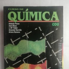 Livres d'occasion: CURSO DE QUÍMICA COU - MCGRAW-HILL. Lote 204849085