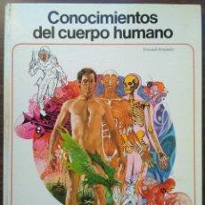 Libros de segunda mano: CONOCIMIENTOS DEL CUERPO HUMANO. FERNANDO FERNANDEZ. Lote 297015983