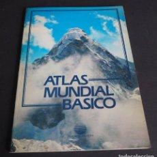 Libros de segunda mano: ATLAS MUNDIA BASICO. PLANETA AGOSTINI. 1984. Lote 205029406