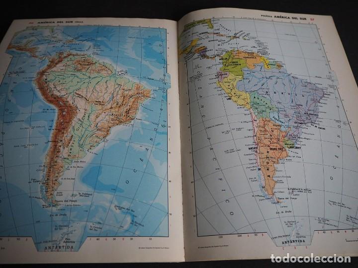 Libros de segunda mano: ATLAS MUNDIA BASICO. PLANETA AGOSTINI. 1984 - Foto 2 - 205029406