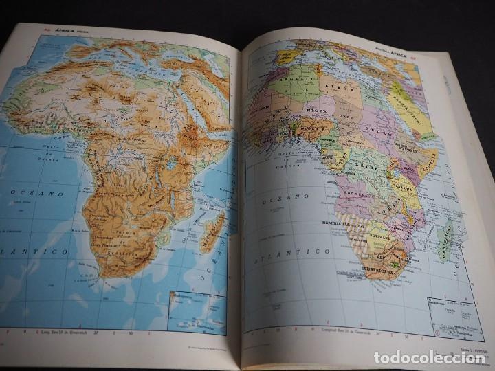 Libros de segunda mano: ATLAS MUNDIA BASICO. PLANETA AGOSTINI. 1984 - Foto 3 - 205029406