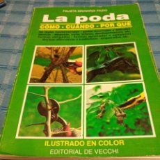 Libros de segunda mano: LA PODA, CÓMO- CUÁNDO- POR QUÉ, FAUSTA MAINARDI. VECCHI, ED. (BOTÁNICA C1 EDICIONES VECCHI . PAG. 1. Lote 205744978