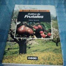 Libros de segunda mano: LOTE DE 3 LIBROS DE CEAC, GUÍAS DE AGRICULTURA Y GANADERÍA. Lote 205756990
