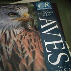 Libros de segunda mano: GUÍA DE CAMPO DE LAS AVES DE ESPAÑA Y DE EUROPA. ROB HUME. EDICIONES OMEGA. Lote 205852681