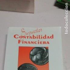 Libros de segunda mano de Ciencias: SUPUESTOS DE CONTABILIDAD FINANCIERA. Lote 206427572