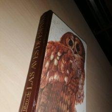 Libros de segunda mano: EL LIBRO DE LAS AVES DE ESPAÑA - 1972 - SELECCIONES DEL READER'S DIGEST - ORNITOLOGÍA. Lote 206503877
