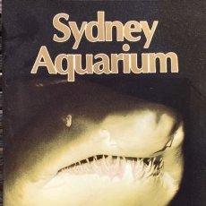 Libros de segunda mano: SYDNEY AQUARIUM. Lote 206510623