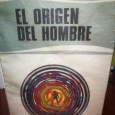 Libros de segunda mano: EL ORIGEN DEL HOMBRE.. Lote 206914561