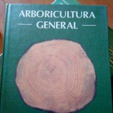 Libros de segunda mano: ARBORICULTURA GENERAL / ARBOLES. Lote 206969061