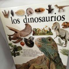 Libros de segunda mano: LOS DINOSAURIOS DE DAVID NORMAN Y ANGELA MILNER. Lote 206955298