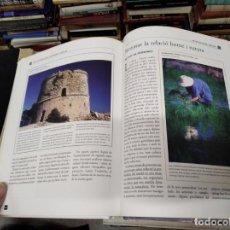 Libros de segunda mano: RETRATAR MALLORCA . OBSERVAR LA NATURA. FOTOGRAFIES MIQUEL ÀNGEL DORA COLL. 1ª EDICIÓ 2003. Lote 206972318