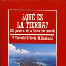 Libros de segunda mano: VV.AA.-¿QUÉ ES LA TIERRA? EL PROBLEMA DE LA DERIVA CONTINENTAL.Nº 50.ED. ORBIS.BARCELONA.1986.PP.240. Lote 206973995