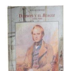 Libros de segunda mano: DARWIN Y EL BEAGLE (1831-1836) - MOOREHEAD, ALAN. Lote 207021110