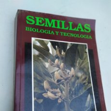 Livros em segunda mão: SEMILLAS BIOLOGÍA Y TECNOLOGÍA F BERNIER ROMERO MUNDI PRENSA. Lote 207324828