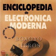 Livres d'occasion: ANGULO, J. M. ENCICLOPEDIA DE ELECTRÓNICA MODERNA. DEL ÁTOMO AL MICROPROCESADOR 2. TEORÍA: DIODOS SE. Lote 207951053