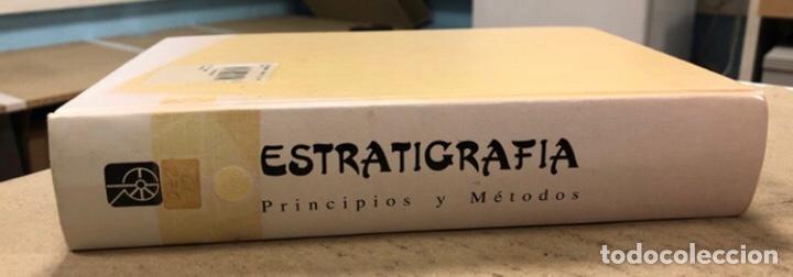 Libros de segunda mano: ESTRATIGRAFIA, PRINCIPIOS Y MÉTODOS. JUAN ANTONIO VERA TORRES. EDITORIAL RUEDA 1994. - Foto 2 - 208114006