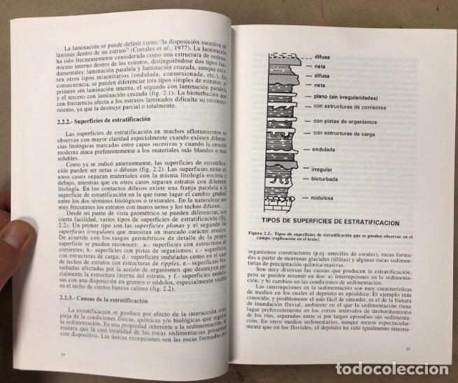 Libros de segunda mano: ESTRATIGRAFIA, PRINCIPIOS Y MÉTODOS. JUAN ANTONIO VERA TORRES. EDITORIAL RUEDA 1994. - Foto 4 - 208114006