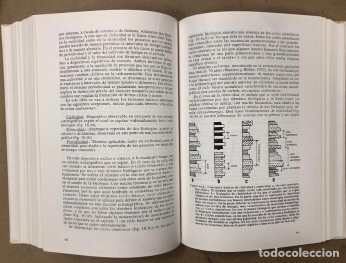 Libros de segunda mano: ESTRATIGRAFIA, PRINCIPIOS Y MÉTODOS. JUAN ANTONIO VERA TORRES. EDITORIAL RUEDA 1994. - Foto 8 - 208114006