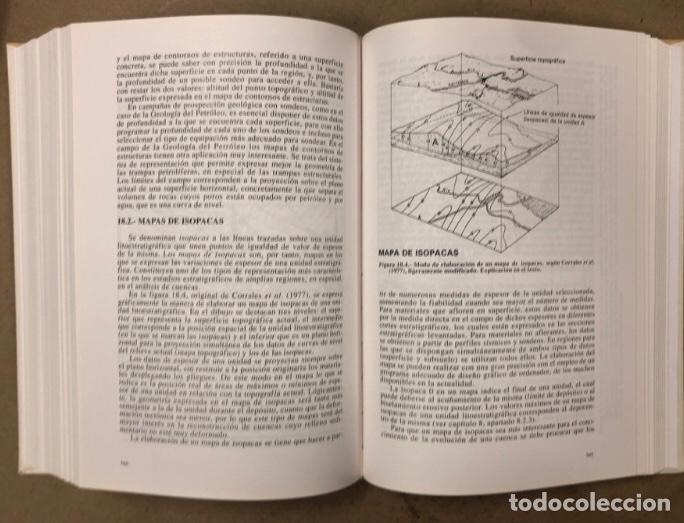 Libros de segunda mano: ESTRATIGRAFIA, PRINCIPIOS Y MÉTODOS. JUAN ANTONIO VERA TORRES. EDITORIAL RUEDA 1994. - Foto 9 - 208114006