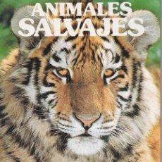Libros de segunda mano: ANIMALES SALVAJES. LA NATURALEZA DE JANE BURTON. Lote 208123342