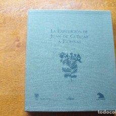 Libri di seconda mano: LOURDES DÍAZ TRENCHUELO Y OTROS. LA EXPEDICIÓN DE JUAN DE CUELLAR A FILIPINAS. CAJA MADRID, Y CSIC.. Lote 208340740