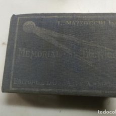 Libros de segunda mano de Ciencias: MEMORIAL TÉCNICO - EDITORIAL DOSSAT - MAZZOCCHI -NOVENA EDICIÓN 827 PAG.. Lote 208436402