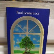 Libros de segunda mano: BONSAI DE INTERIOR DE PAUL LESNIEWICZ. Lote 209038558