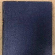 Libros de segunda mano de Ciencias: GEOMETRÍA DESCRIPTIVA CON NOCIONES DE PROYECTIVA Y DESCRIPTIVA. LUIS THOMAS ARA Y Mª E. RÍOS GARCÍA. Lote 209067116