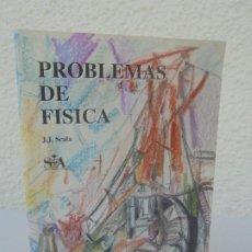 Libros de segunda mano de Ciencias: PROBLEMAS DE FISICA. J.J. SCALA. SOCIEDAD DE AMIGOS DE ESCUELA TECNICA DE INGENIEROS. 1998. Lote 210023281