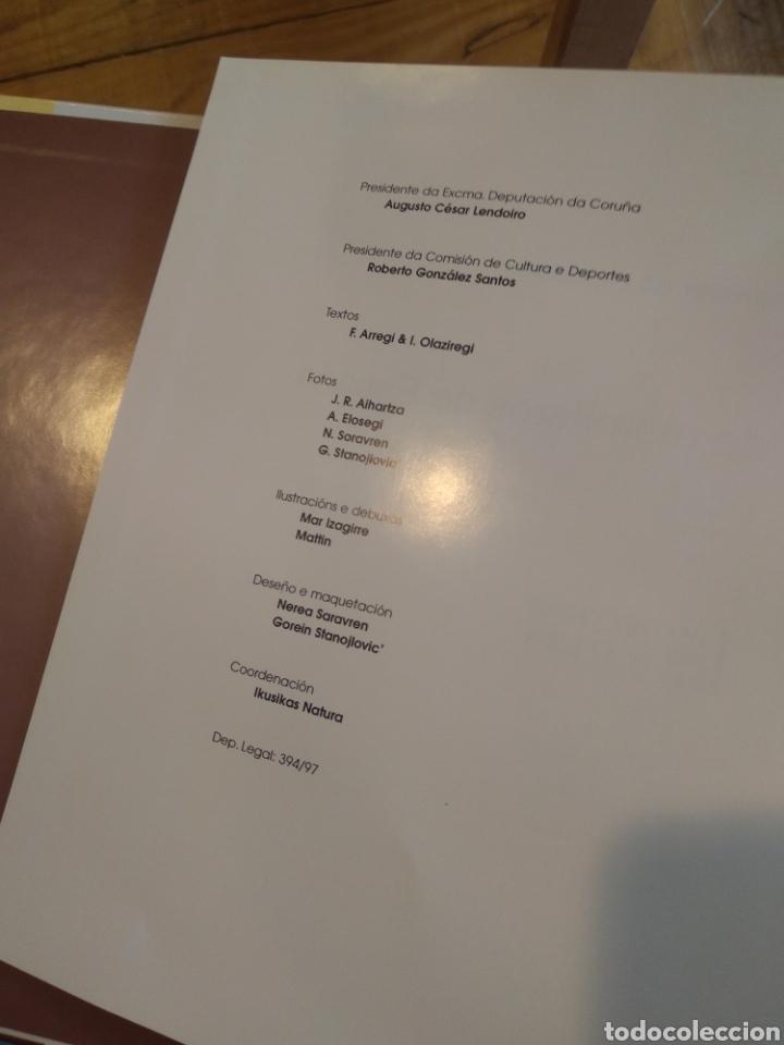 Libros de segunda mano: PEGADAS DE MAMIFEROS DE ESPAÑA. - Foto 4 - 210287470