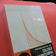 Libri di seconda mano: PROBLEMAS DE CÁLCULO INFINITESIMAL. TOMO II. EDITORIAL TEBAR FLORES. MADRID.. Lote 210540576
