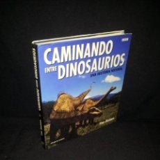 Libros de segunda mano: TIM HAINES - CAMINANDO ENTRE DINOSAURIOS, UNA HISTORIA NATURAL - CIRCULO DE LECTORES 2000. Lote 210621515