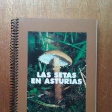 Libros de segunda mano: LAS SETAS EN ASTURIAS, CAJA DE ASTURIAS, 1997. Lote 211672185