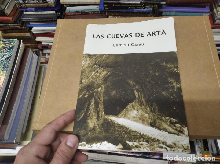 Libros de segunda mano: LAS CUEVAS DE ARTÀ . CLIMENT GARAU . EDICIONS DOCUMENTA BALEAR . 1ª EDICIÓN 2005 . MALLORCA - Foto 2 - 212153867