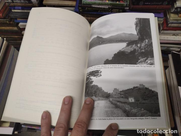 Libros de segunda mano: LAS CUEVAS DE ARTÀ . CLIMENT GARAU . EDICIONS DOCUMENTA BALEAR . 1ª EDICIÓN 2005 . MALLORCA - Foto 12 - 212153867